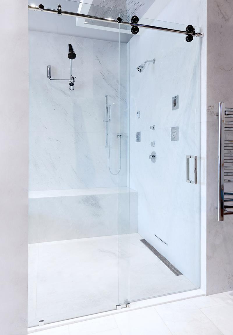 Digiorgio Shower Door | Bella Series